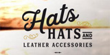 Halls Hats and Leather Accessories