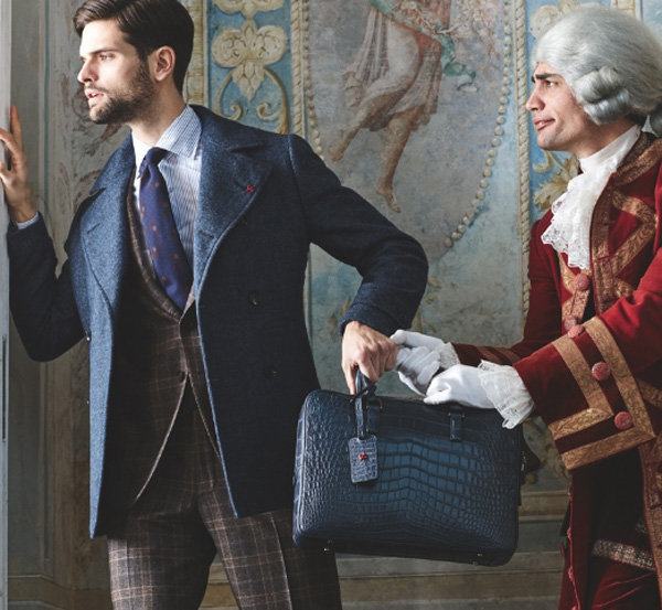 ISAIA Fall/Winter 2017-2018 collection
