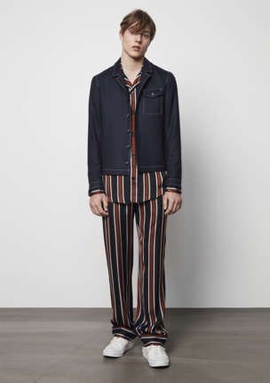 Tiger of Sweden Men Spring/Summer 2018