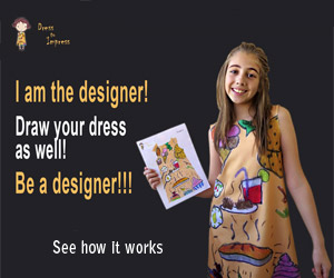 Draw your dress