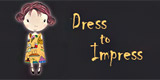 Draw your own dress and Dress to Impress