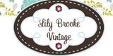Lily Brooke Vintage