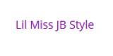 Lil Miss JB Style