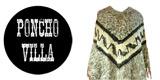 Poncho Villa: Andean wool ponchos