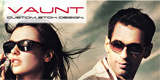Vaunt Sunglasses - Custom Etch Design