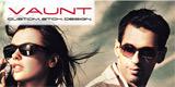 Vaunt Sunglasses - Custom Etch Design