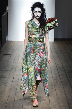 Vivienne Westwood SS14 collection