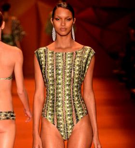 São Paulo Fashion Week: Summer 2016 collection of Áqua de Coco by Liana Thomaz