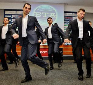 'I like Bulgarian folklore dances' - an international campaign