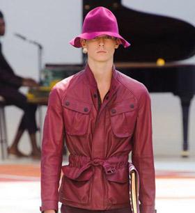 Burberry Prorsum Menswear Spring 2015