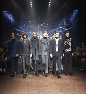 Corneliani Fall/Winter 2015 collection