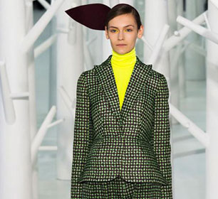 Spanish Fashion: Delpozo Fall/Winter 2015