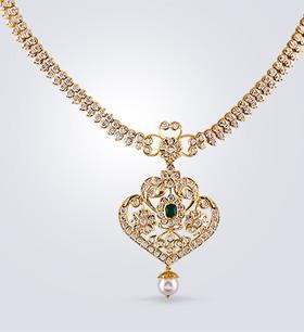 The spark of ethnic jewellery