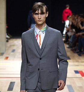 Menswear: Christian Dior Spring 2015