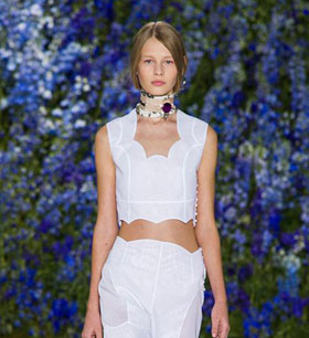 Womenswear: Christian Dior Spring/Summer 2016 collection