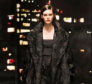 Womenswear: Donna Karan Autumn/Winter 2015-2016 collection