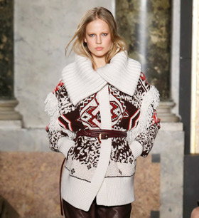 Cold of the wild by Emilio Pucci for Fall/Winter 2014-2015