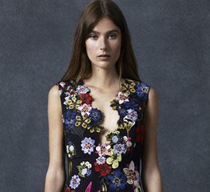 Womenswear: Erdem Pre-Spring 2016 collection