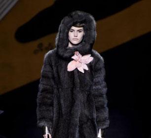 Fendi Haute Couture 2015-2016 collection - The debut