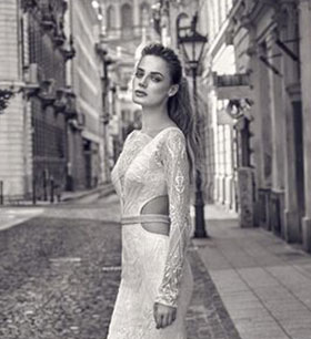 Luxury ready-to-wear Bridal collection by Galia Lahav