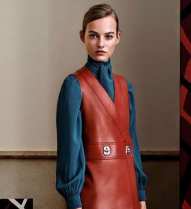 Gucci Pre-Fall 2015 Women's collection