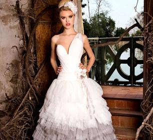 Barcelona Bridal Week: Jordi Dalmau 2016 collection