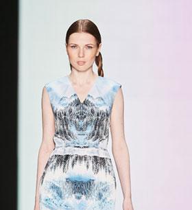Mercedes-Benz Fashion Week Russia: Kamila Kurbani