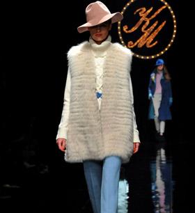 Keita Maruyama Fall-Winter 2015/2016 collection at MBFW Tokyo