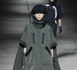 Womenswear: Kenzo Fall-Winter 2015