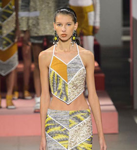 Womenswear: Kenzo Spring/Summer 2016 collection