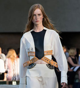 French fashion: Louis Vuitton Cruise 2016 collection