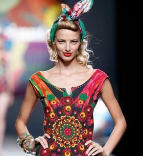 Mercedes-Benz Fashion Week Madrid welcomed some 45,000 visitors