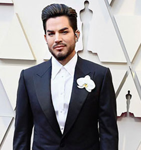 Adam Lambert is the winner of Most Stylish Men September 2019