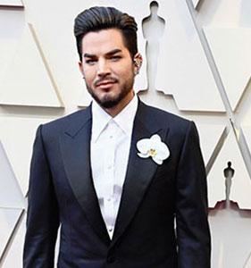 Adam Lambert is the winner of Most Stylish Men September 2019