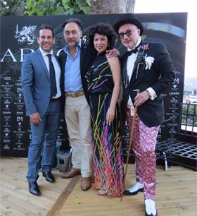 Glamorous return of Mabro Men's Suits Brand at Pitti Uomo