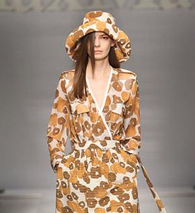 Womenswear: Max Mara Spring/Summer 2015
