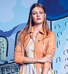 Patrizia Pepe Spring-Summer 2015 collection