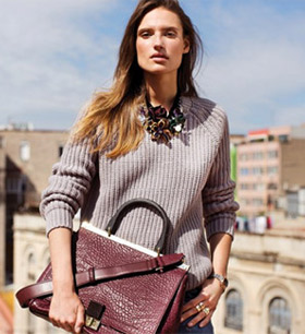 Fall/Winter 2014 accessories by Parfois