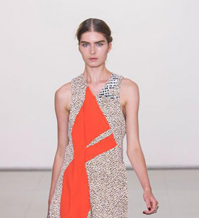 Womenswear: Paul Smith Spring/Summer 2016 collection