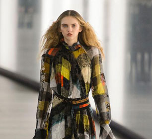 Preen Autumn/Wnter 2015 collection: the brand worn by many celebrities