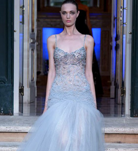 Fall-Winter 2015/2016 Haute Couture Collection by Renato Balestra
