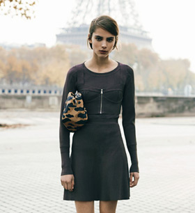 French fashion: Sonia Rykiel Pre-Fall 2015