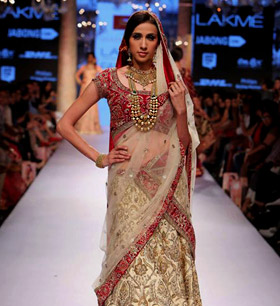 Indian haute couture: Suneet Varma Resort 2015 collection