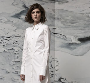 Switch to the winter mood - Tess Giberson Fall/Winter 2015
