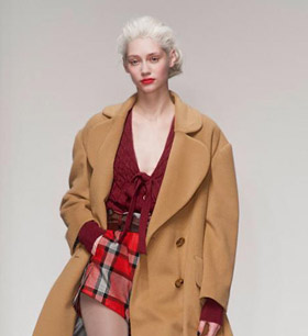 Vivienne Westwood Red Label Fall-Winter 2014/2015
