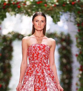 Mercedes-Benz Fashion Week Russia: Yulia Prokhorova